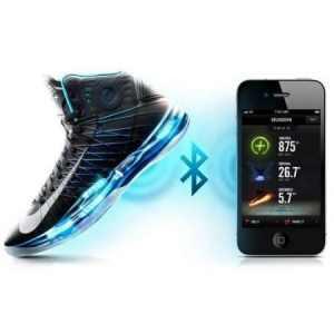 Système d'entraînement bluetooth Nike+