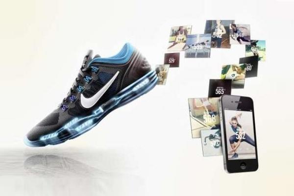 Bluetooth Nike Training System Baxtton