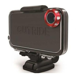 Mophie Outride, turn your iPhone into a GoPro