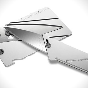 The Cardsharp4 Ultralight Stylized Knife