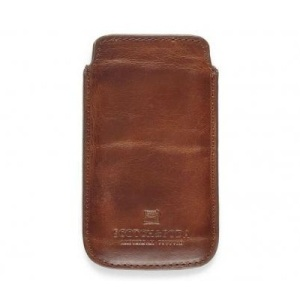Scotch & Soda Heritage Leather Phone Cover for iPhone