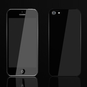 Zero 5 UltraThin Case for iPhone 5 (0.5 mm)