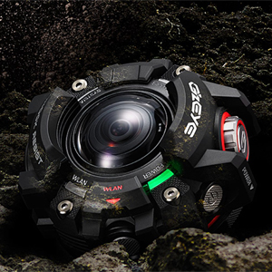 Ultra-Tough Casio GZE1 Camera
