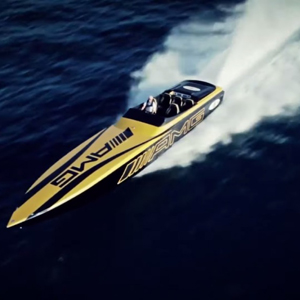 Cigarette Racing and Mercedes-AMG's Marauder GT S Boat