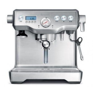 The Dual Boiler by Breville, for Coffee Aficionados