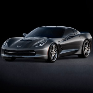 The Sharp Corvette Stingray 2014 by Chevrolet