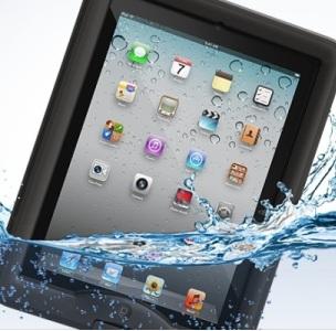 Étui extrême pour iPad contre les intempéries Lifeproof nüüd