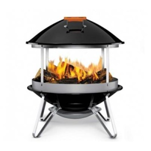 Weber Portable Wood Fireplace