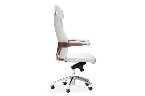 chaise chairman par zuo modern baxtton. Black Bedroom Furniture Sets. Home Design Ideas