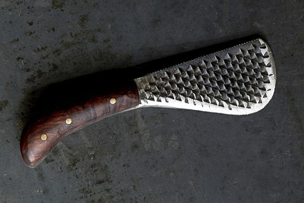 Chelsea Miller Knives Baxtton