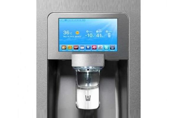 Wifi Enabled Smart Fridge By Samsung Baxtton