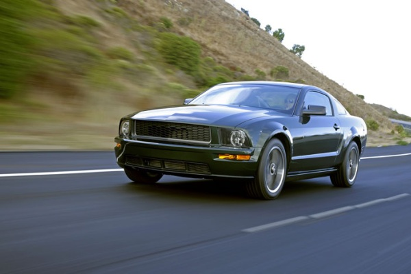 the 2008 ford mustang bullitt a tribute to steve mcqueen baxtton. Black Bedroom Furniture Sets. Home Design Ideas