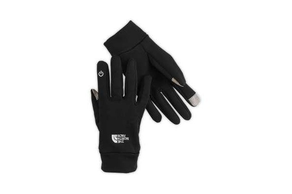 gants pour cran tactile etip tnf apex par the north face baxtton. Black Bedroom Furniture Sets. Home Design Ideas