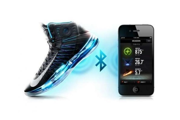 Bluetooth Nike Training System Baxtton