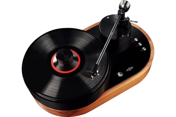 Amg viella 12 a stylish turntable baxtton for Table tournante