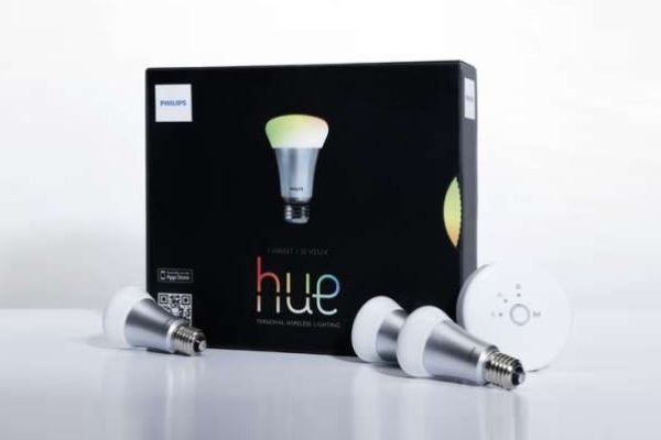 Hue Your Personal Wireless Lighting System By Philips