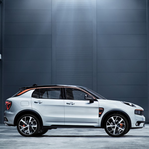 Lynk & Co. 01. A Driving Platform