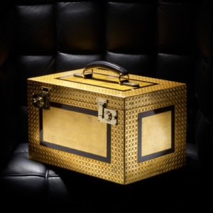 Cordier Golden4Box, une mallette de grands crus