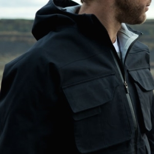 Manteau de plein air Field Jacket d'Aether Apparel