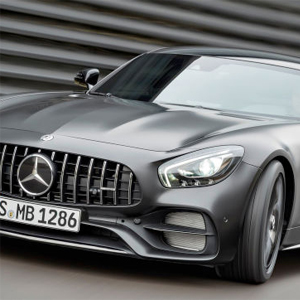 Limited-Edition Mercedes-Benz AMG GT C Edition 50