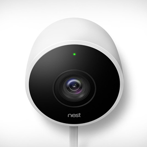 Nest Outdoor Camera, Rain or Shine