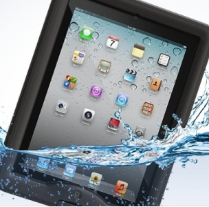 Lifeproof nüüd, an iPad Case for Extreme Weather Conditions