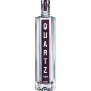 Quartz, la vodka cristalline nordique