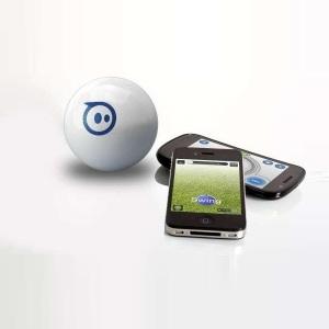 Sphero, une balle robotisée pour iOS et Android