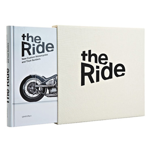 The Ride, A Luxury Book About Custom Motorcycles