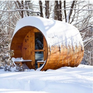Toule Barrel Sauna