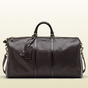 Travel In Style with Gucci Travel Bag