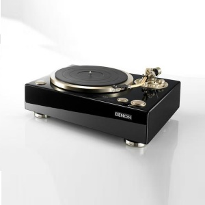 Denon DP-A100, A Turntable for Vinyl-Collecting Music Lovers
