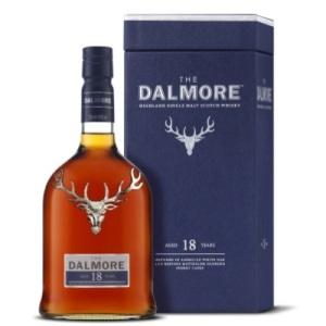 Whisky The Dalmore 18 ans, toute une expérience