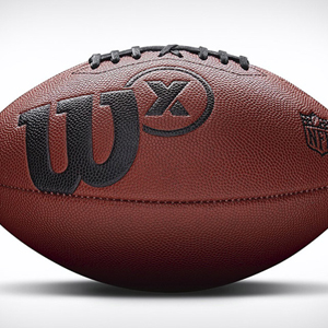The World's First Smart Football, by Wilson